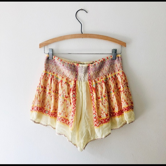 Free People Pants - Free People Boho Shorts